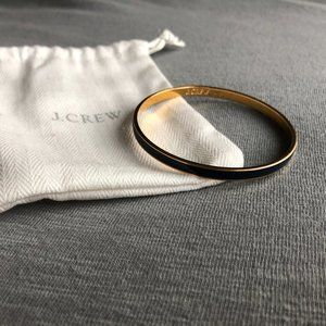 *HP* NEW J. Crew Blue & Gold Thin Enamel Bracelet